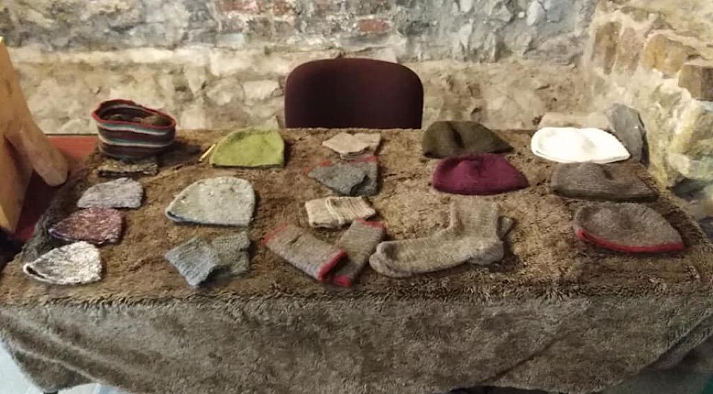 Guest blog by Caz Riddick of Boann Wool Craft.