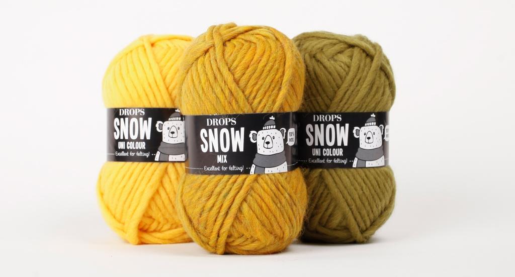 DROPS Eskimo is now DROPS Snow